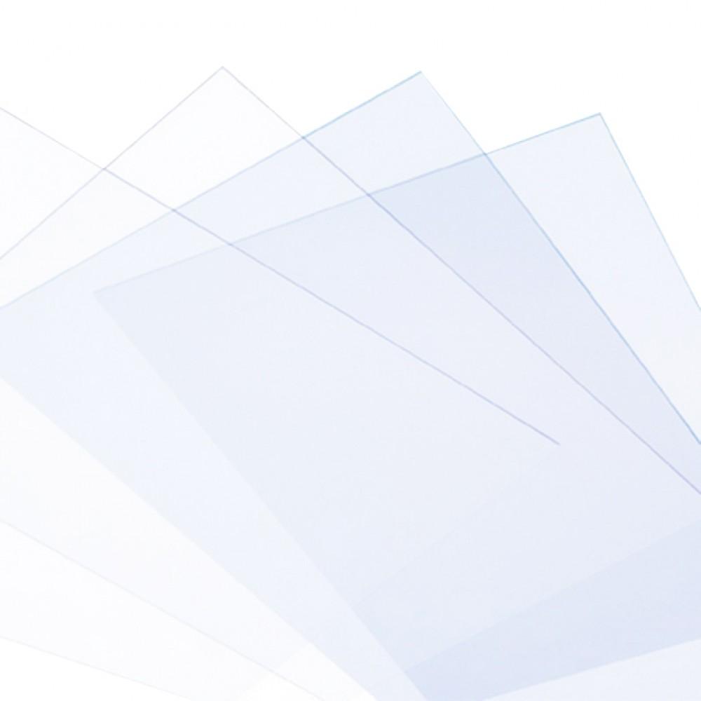 Прозрачный, тонкий ПВХ PromoClear